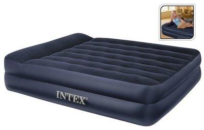 Intex-zelf-opblasend-luchtbed