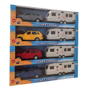 Auto+caravan